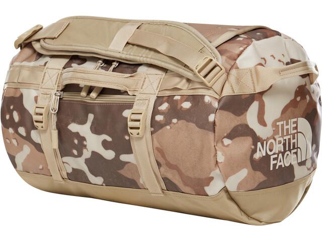 The North Face Base Camp Duffel XS moab khaki woodchip camo desert print/twill beige